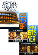 2000 Years of Christ's Power Series - N. R. Needham
