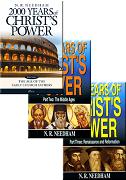 2000 Years of Christ's Power Series - N. R. Needham